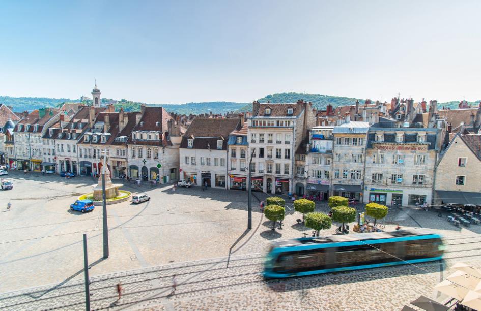 Des appartements en location au centre-ville de Besançon