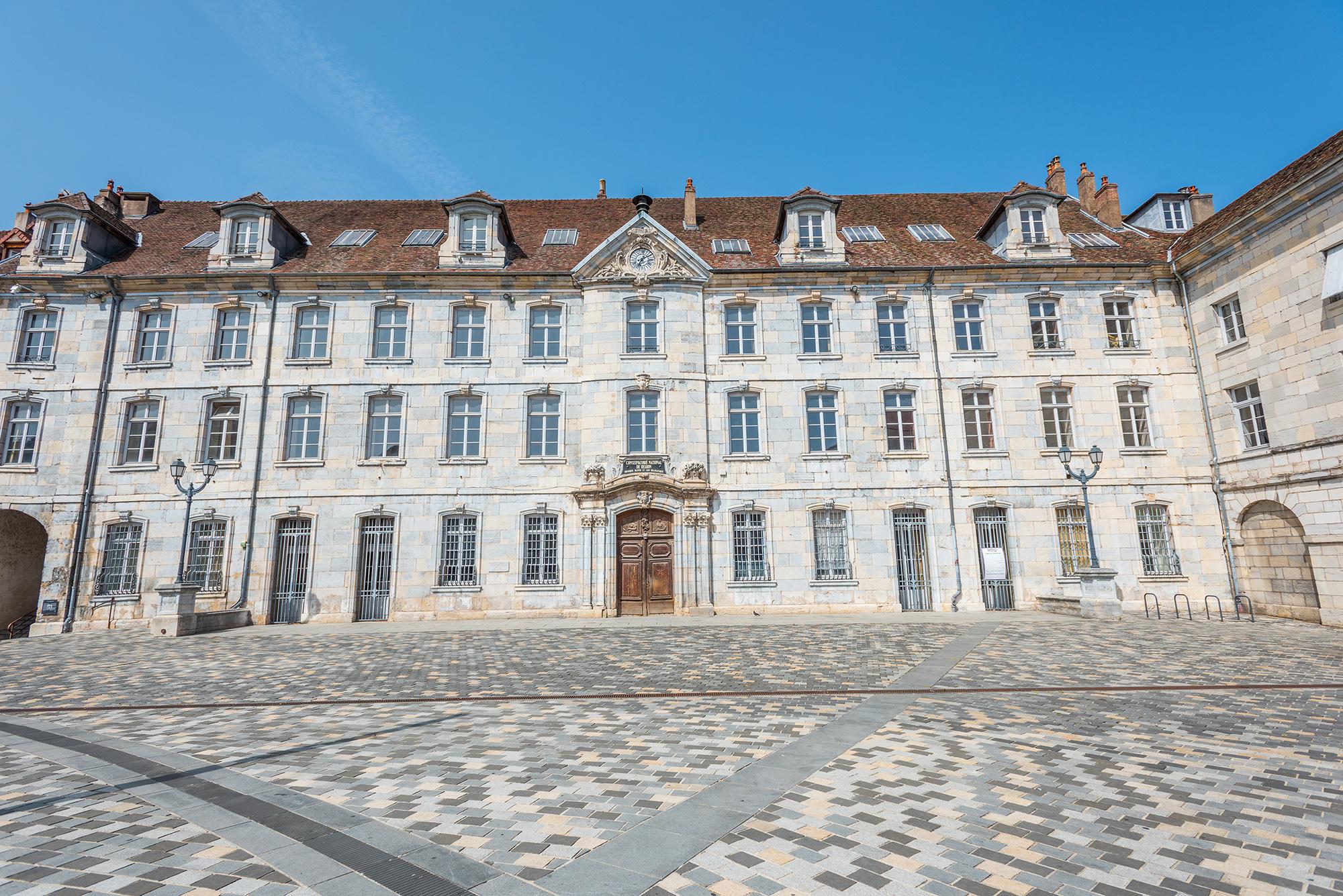 Appartements disponibles location ancien Conservatoire Besançon