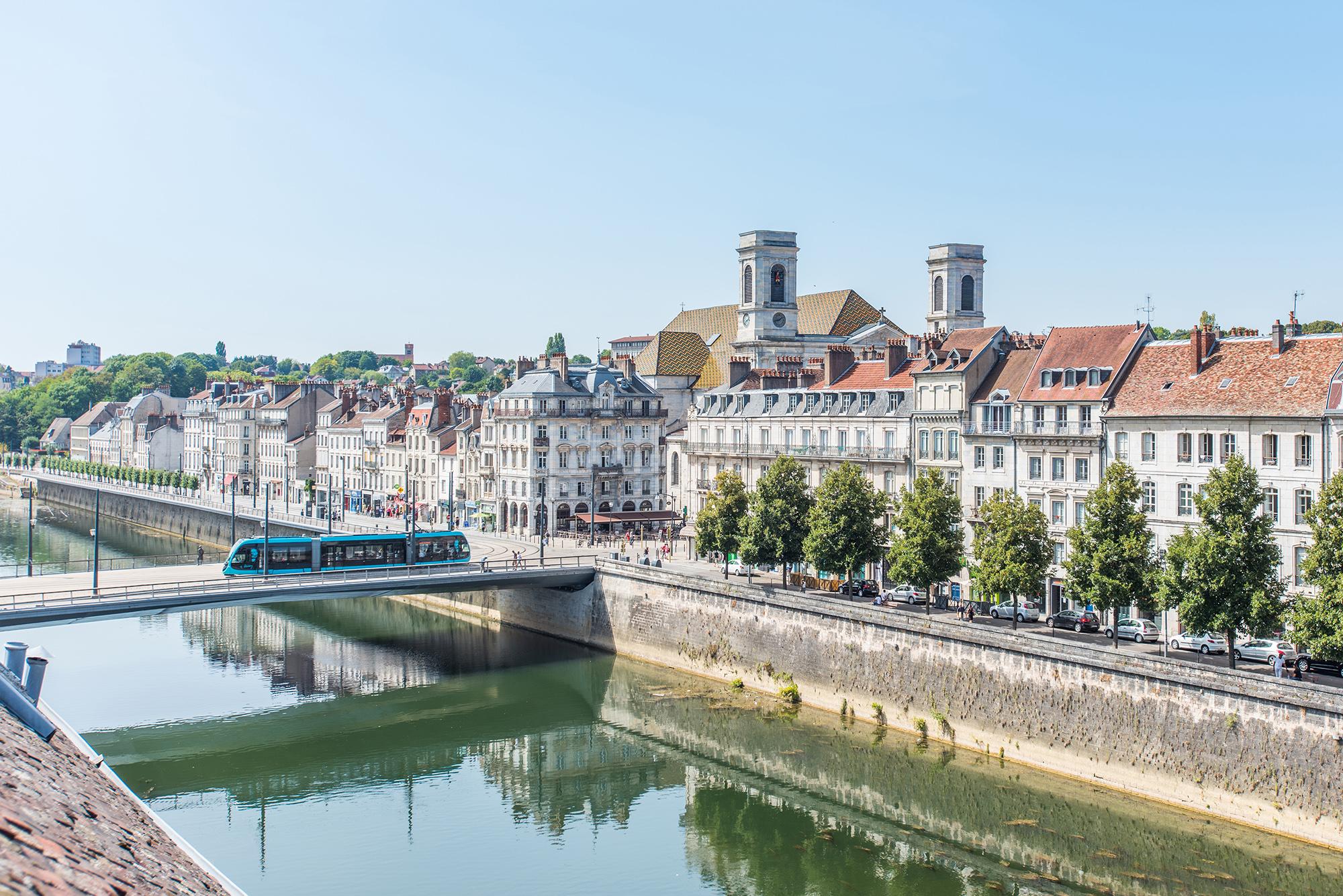Location d'appartement au centre-ville de Besançon