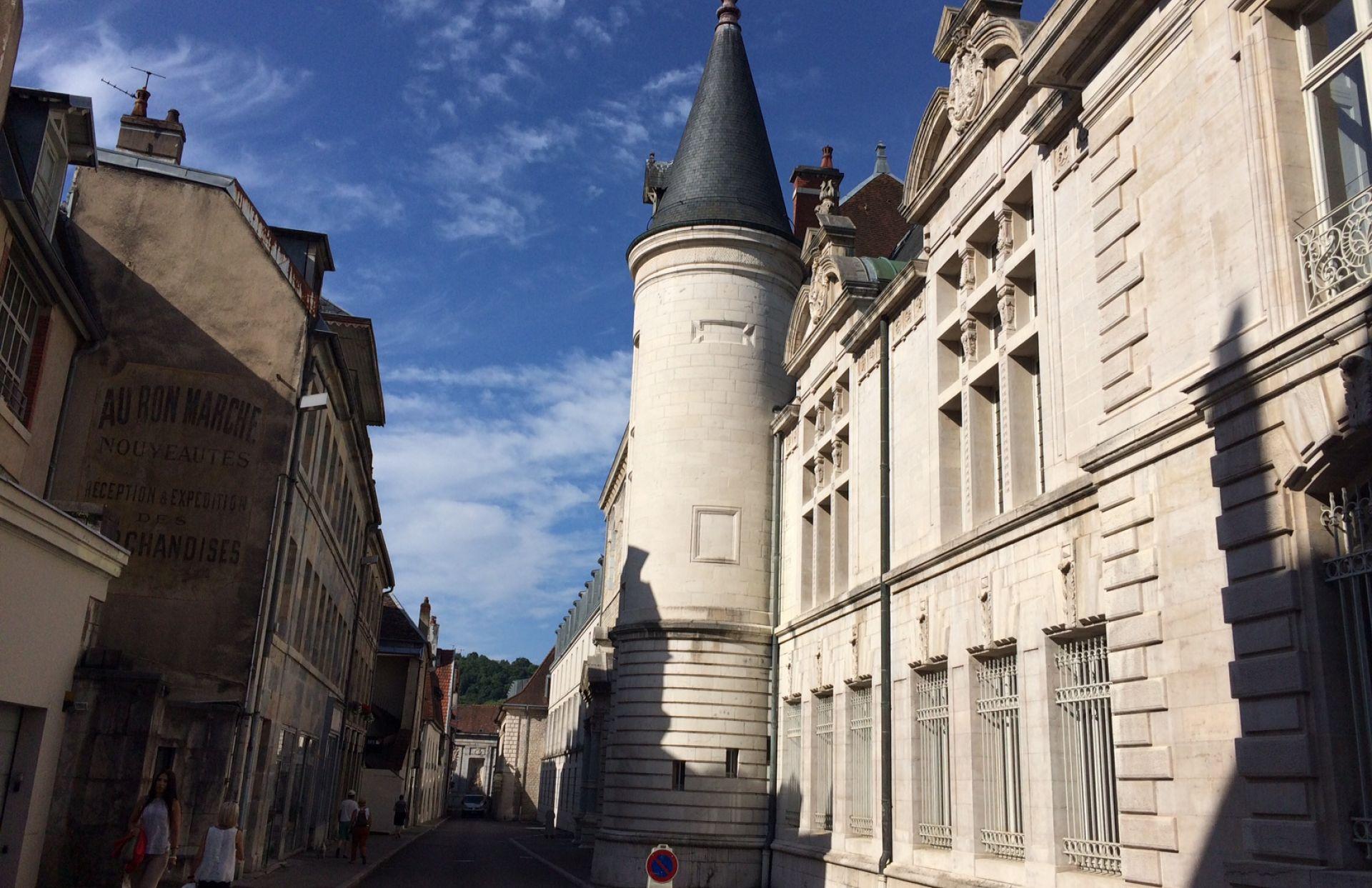 T1 Centre-Ville Besançon