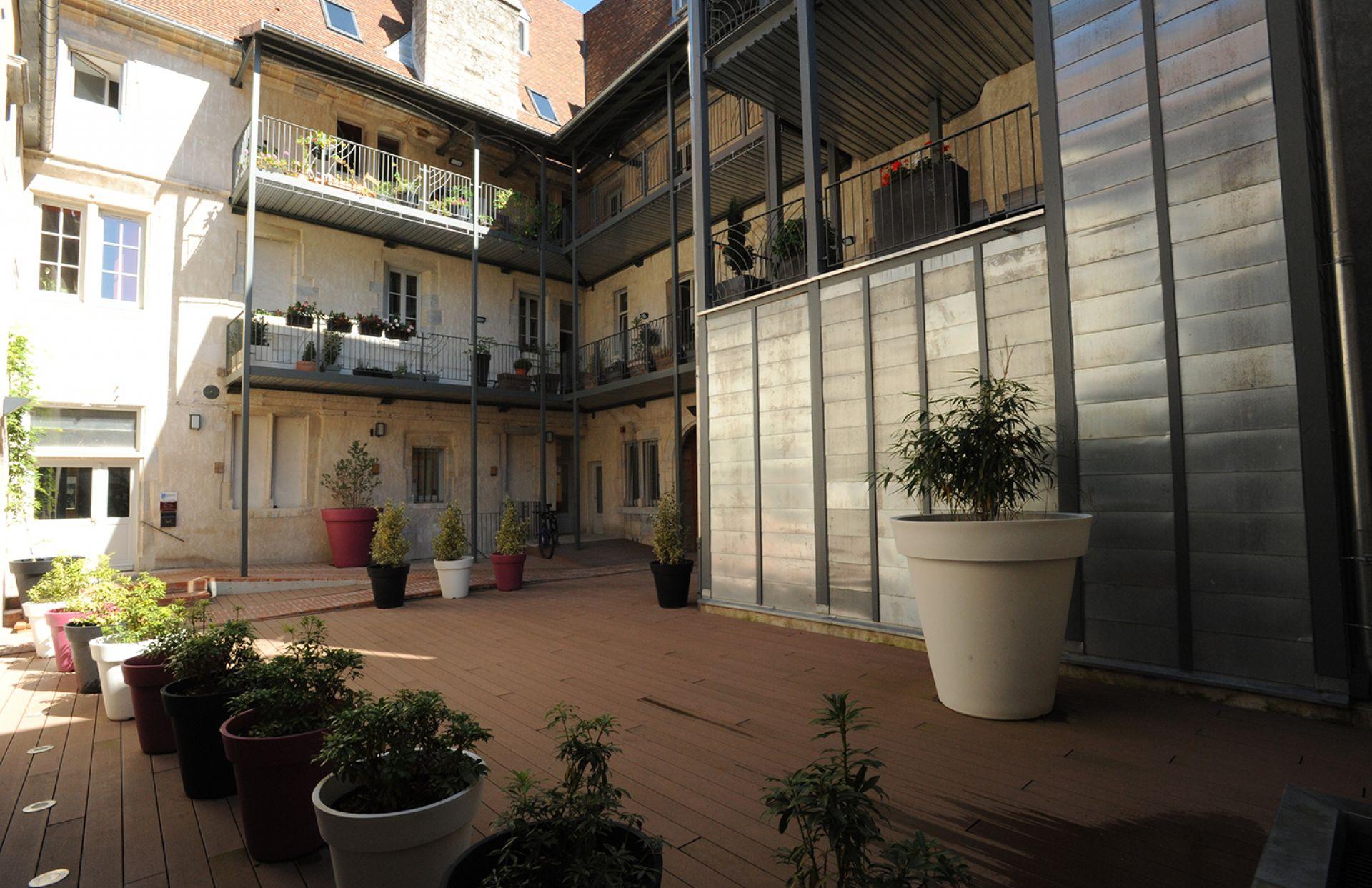 T4 Centre-Ville Besançon
