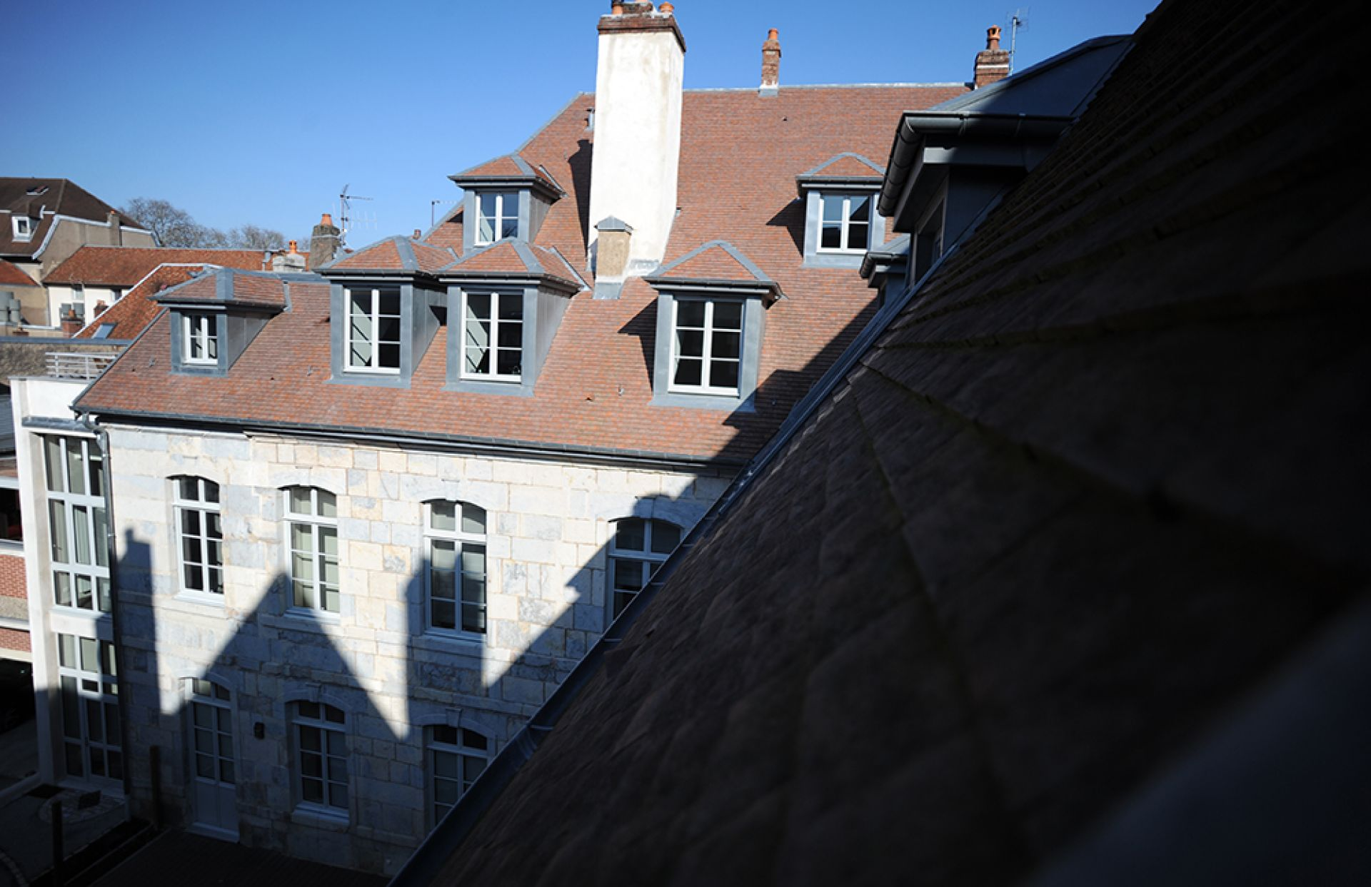 T2 duplex Centre-Ville Besançon
