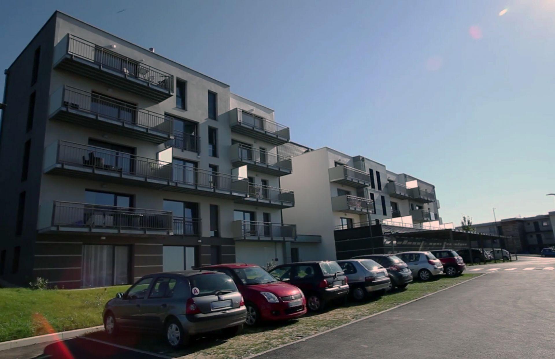 Place de parking Hauts-du-Chazal Besançon